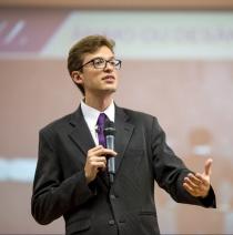 Lassalista é palestrante do Conexão Empresarial