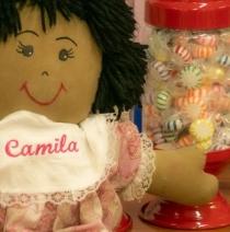 Camila faz 6 anos