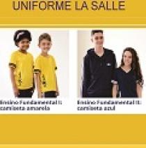 COMUNICADO OFICIAL - UNIFORME REDE LA SALLE