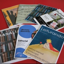 Turmas do 9º Ano produzem Revista Literária
