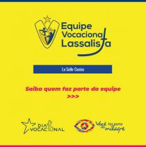 Dia Vocacional Lassalista de Junho