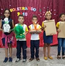 La Salle Zé Doca realiza o Projeto Soletrando