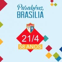 Aniversário de Brasília