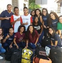 Retiro do Grupo de Jovens