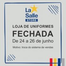 La Salle Stores