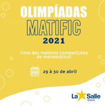Olimpíadas Matific