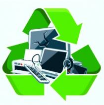 Colégio disponibiliza Coletor de lixo eletrônico