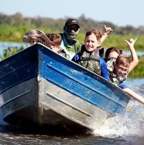 5º Ano visita o Pantanal Matogrossense