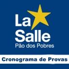 CRONOGRAMA DA SEMANA DE PROVAS 3°TRI