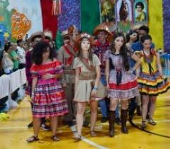 Assista ao vídeo da Festa Julina 2019