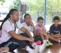 Grupo de Dança da Escola inicia as suas atividades