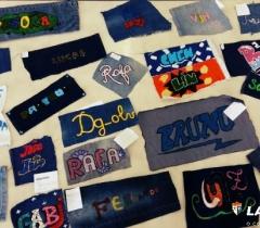Jovens do 8º ano estudam Arte Urbana