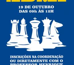 1º Torneio de Xadrez da Escola La Salle Esmeralda
