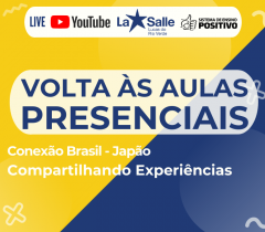 LIVE | Troca de Experiências: Conexão Brasil - Japão