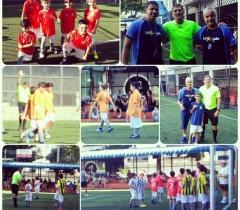 1ª Rodada do Campeonato de Futebol Infantil! (2019)