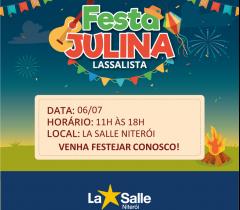 Festa Julina 2019!