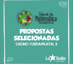 Colégio é selecionado para II Festival da Matemática
