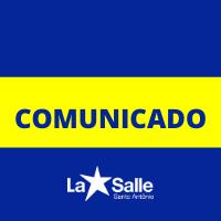 Comunicado: aulas presenciais permanecem suspensas