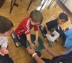 Preparação para a Páscoa - Educação Infantil