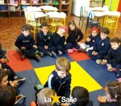 Turmas do Pré I realizam atividades sobre folclore!