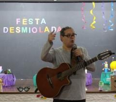 4° ano EF participa da Festa Desmiolada