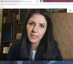 Bate-papo com Marisol Santos