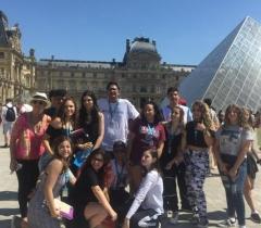 Grupo de alunos antonianos realiza Intercâmbio