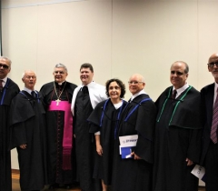 Ir. Amadeu recebe título de Doutor Honoris Causa