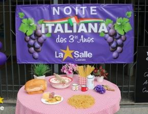 Noite Italiana - Drive-thru