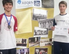 Alunos Lassalistas premiados na Olimpíada de Química