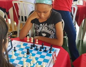 Xadrez - Festival Interescolar