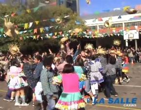 Festa Junina 2013 - Quadrilha