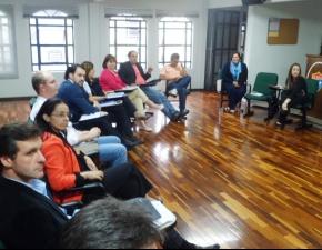 Seminário de Matrículas 2013 - Região Sudeste
