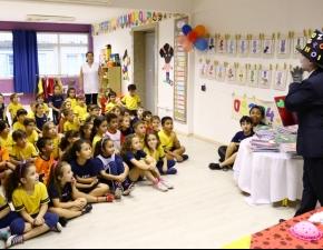 Festa do Caderno marca início de nova etapa escolar