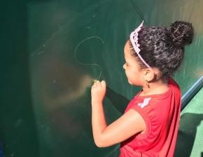 Aulas ao ar livre potencializam a aprendizagem