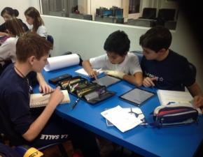 Uso de Ipads incentiva aprendizado em sala de aula