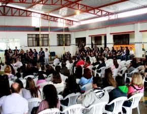 Dia do Encontro: Família e escola, bela parceria!