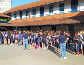 1°dia de aula - ANOS FINAIS2020