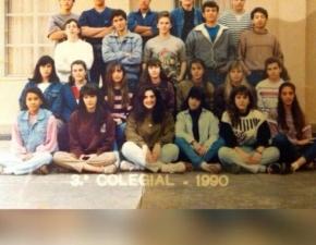Alunos de 1990