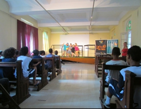 Projeto Educação para  Vida