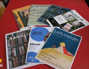 Revista Literária - 9º Ano