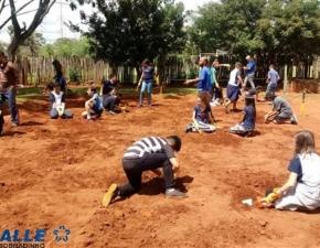 Cajubaixo: Atividade de Campo dos 6º Anos