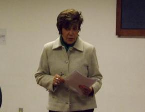 Líderes para o Século XXI recebem Regyna Gazzola