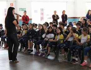 Projeto contra o Bullying