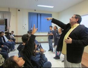SOE - Projeto Educação para a vida