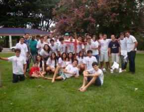 Encontro Páscoa Jovem - 2013