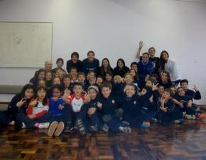 Grupos de Jovens realizam atividades recreativas