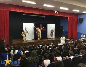Teatro na Escola