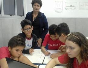 Oralidade com os alunos 7º ano