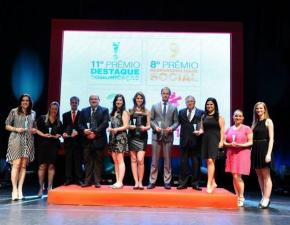 Rede La Salle recebe prêmios do SINEPE/RS